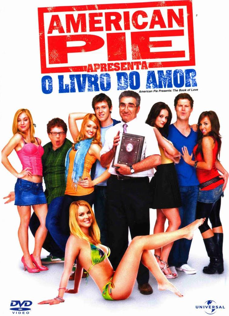 Filme American Pie 7 O Livro Do Amor Dublado AVI DVDRip