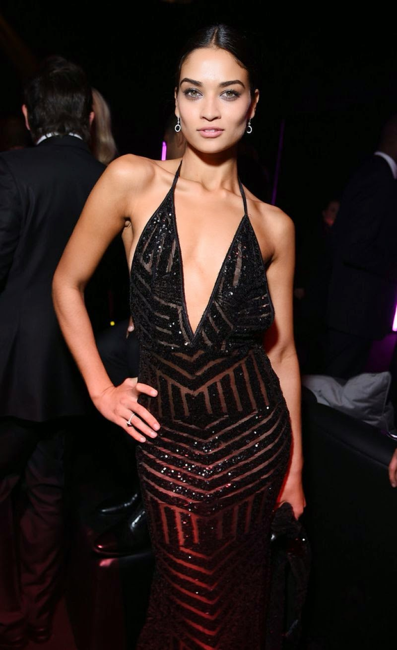 Shanina Shaik – Victoria's Secret Fashion Show After Party in London