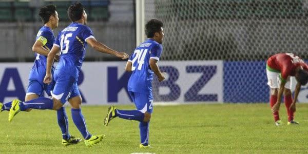Indonesia vs thailand timnas u23
