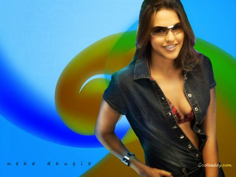 Bolly Actress Neha Dhupia
