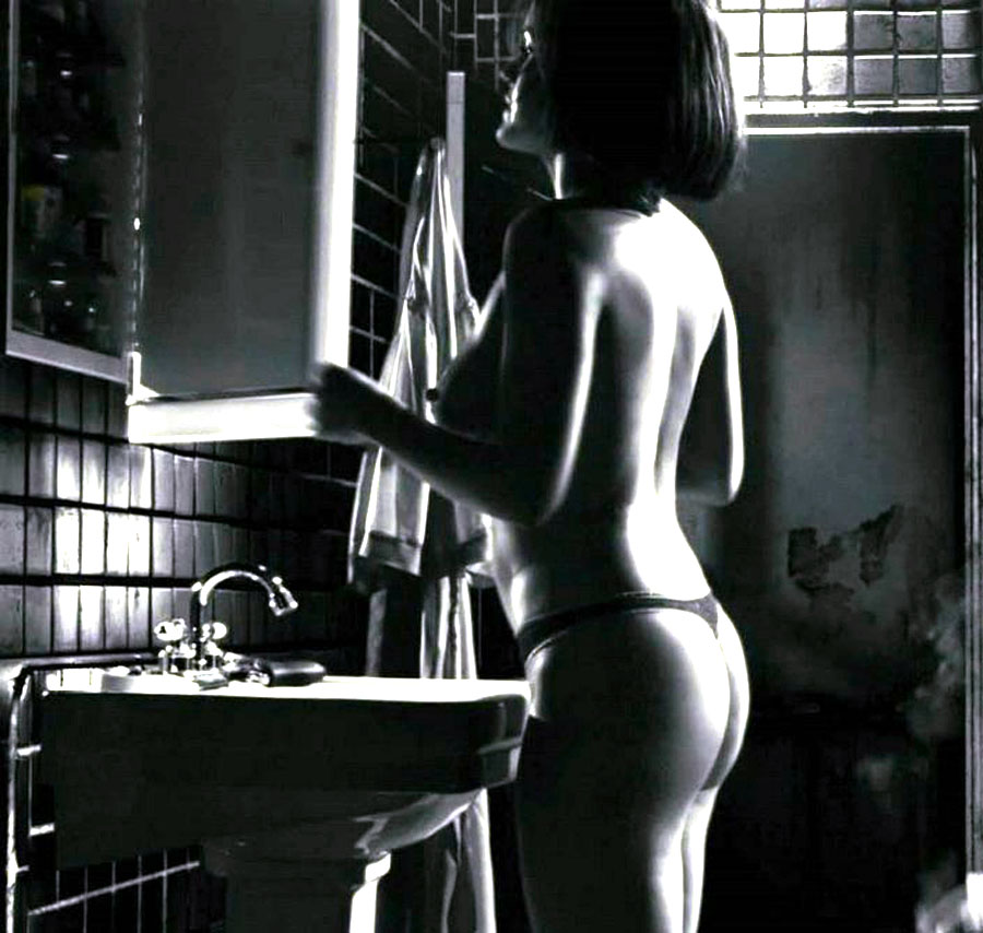 Carla Gugino Nude In Sin City