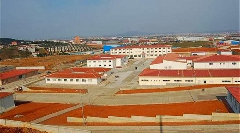 Στις φυλακές κολαστήριο του Μαλτεπε μεταφέρουν οι Τούρκοι το golden-boy-Φιλιππίδη του Ταχυδρομικού Ταμιευτηρίου