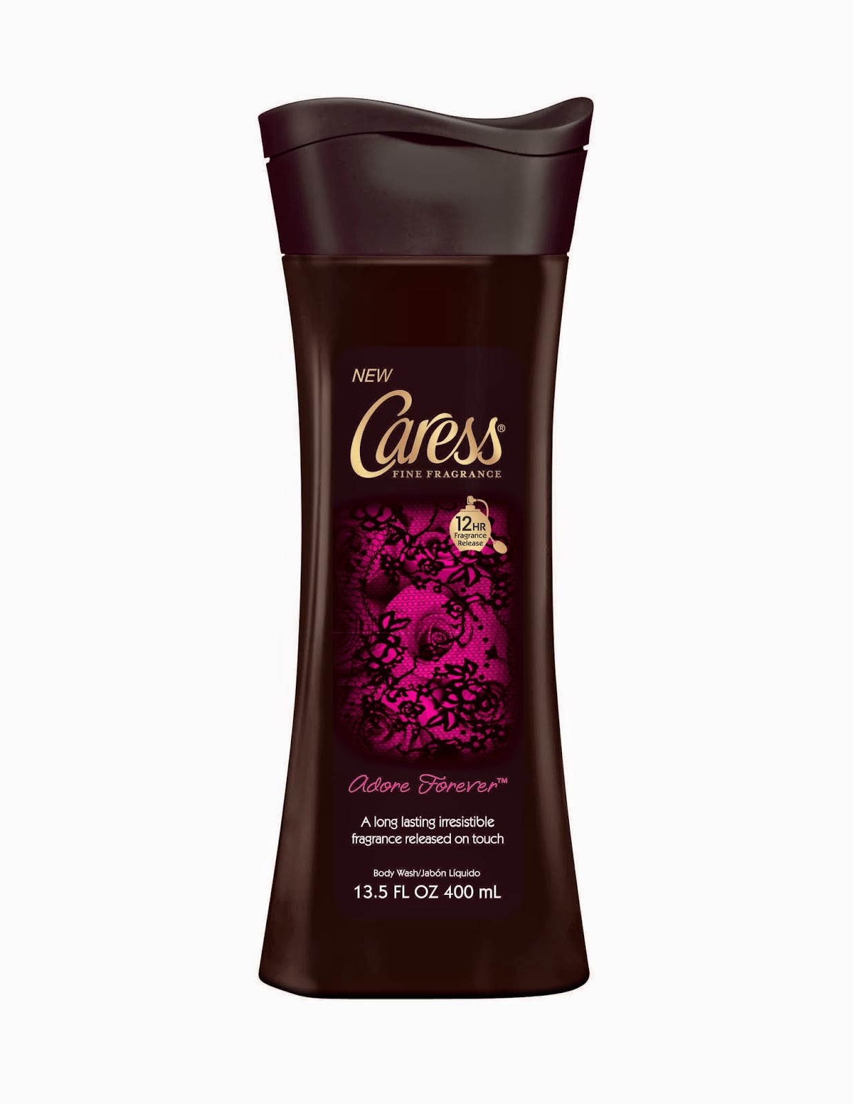 Caress Forever Body Wash