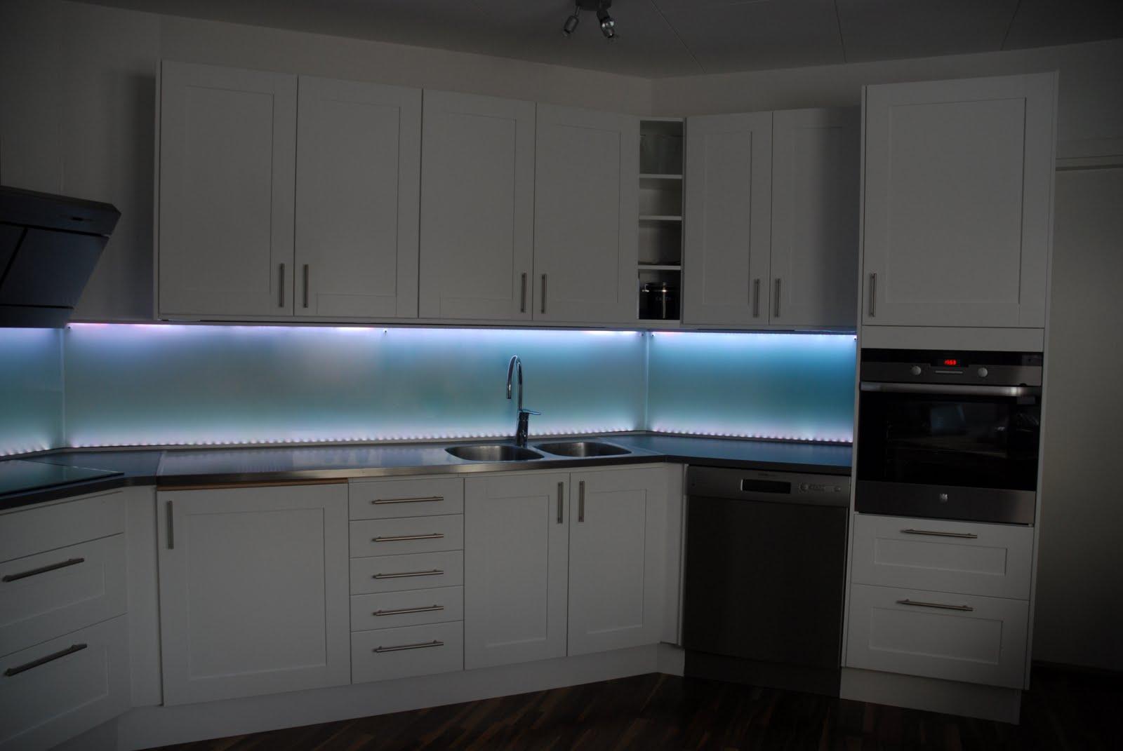Led Belysning Koket : led belysning koket  dag led utvecklar minimalt med vorme quadra