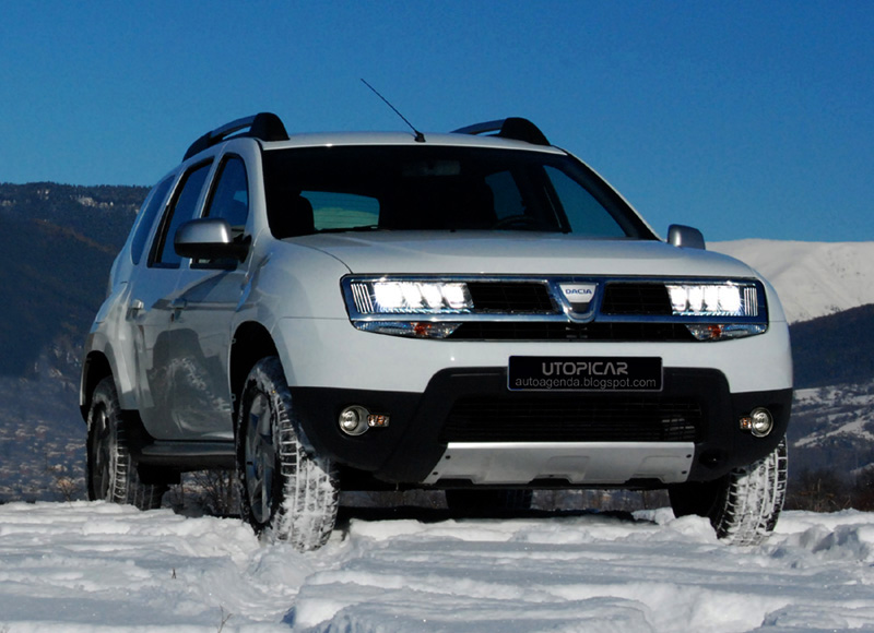 Dacia Duster - Facelift 4 Fun!
