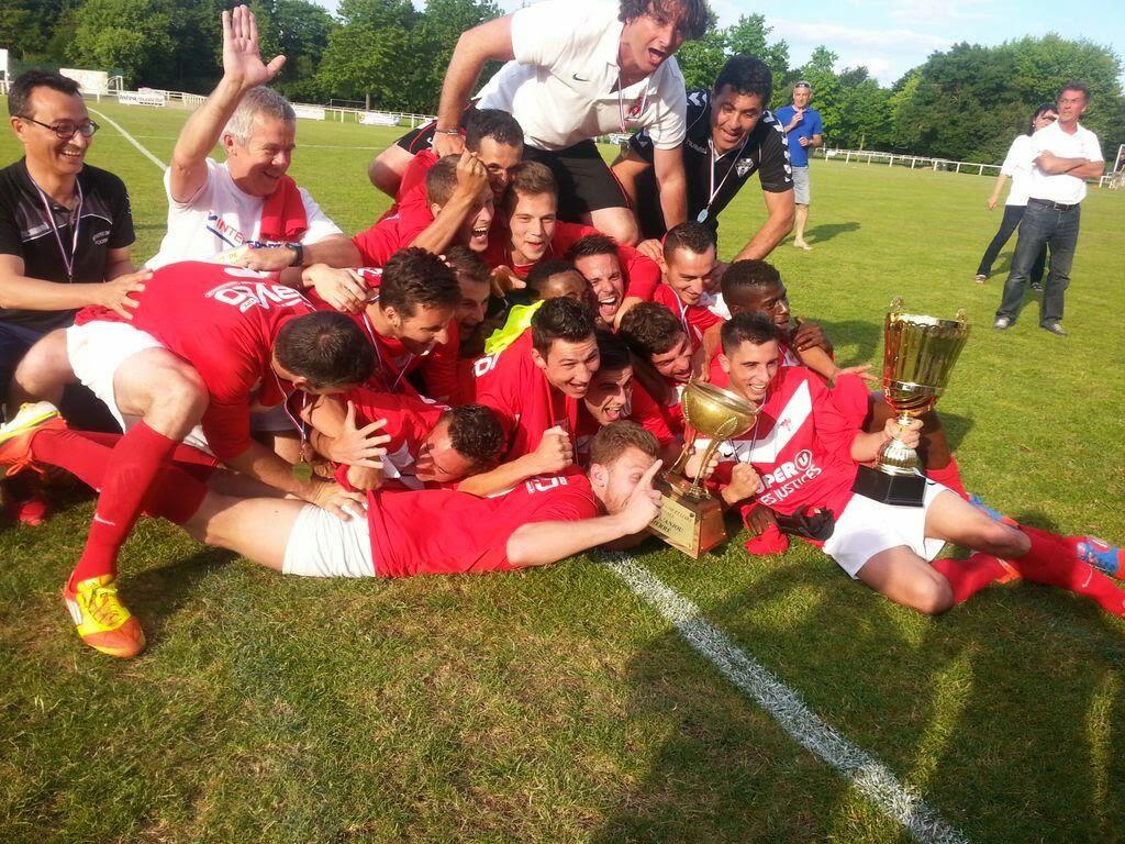 Coupe de l'Anjou 2014