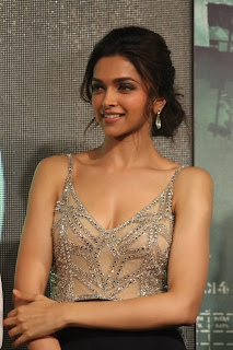 Deepika Padukone Pictures at Chennai Express Movie Music Launch ~ Celebs Next