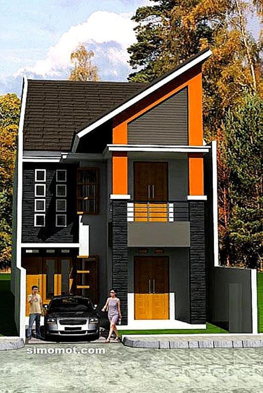 gambar-rumah-minimalis-2-lantai-tampak-depan-desain-interior Keuntungan Menggunakan Lantai Kayu Semarang
