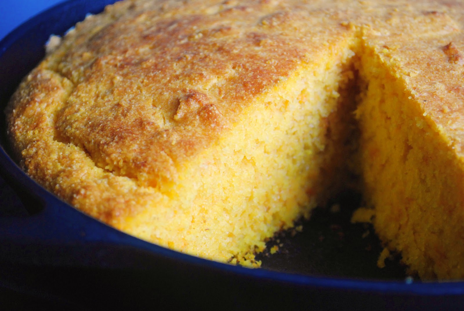 Simply Scratch Sweet Potato Cornbread - Simply Scratch