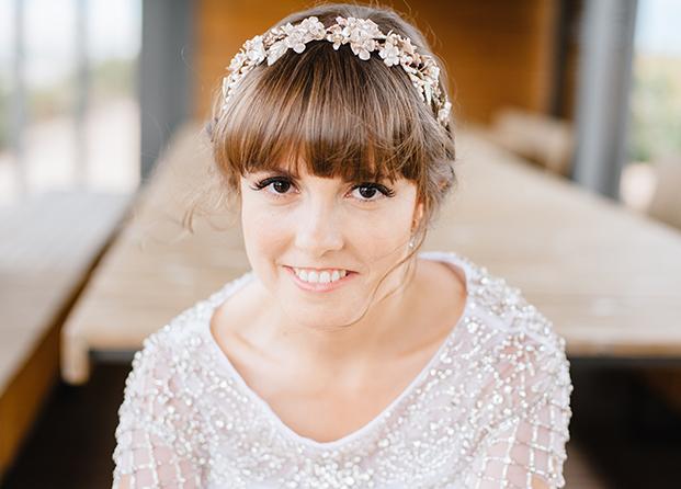 Mi boda: las extensiones de pestañas