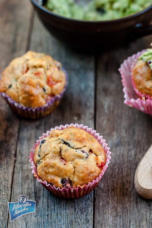 Muffinki wytrawne przepis