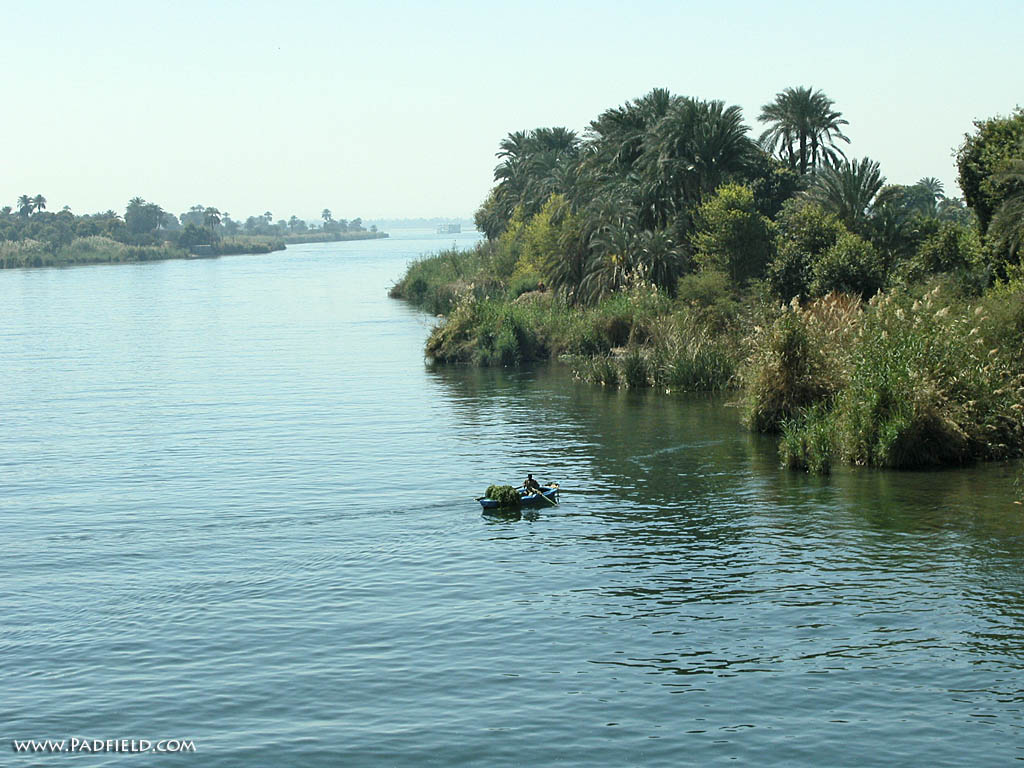 ancient egypt the nile