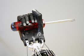 HANDLE Project robotic hand