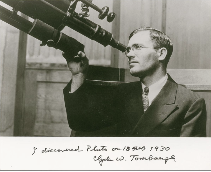 clyde tombaugh The clyde and patricia tombaugh endowed chair in the department of astronomy in the college of arts and sciences at new mexico state university was esetablished.