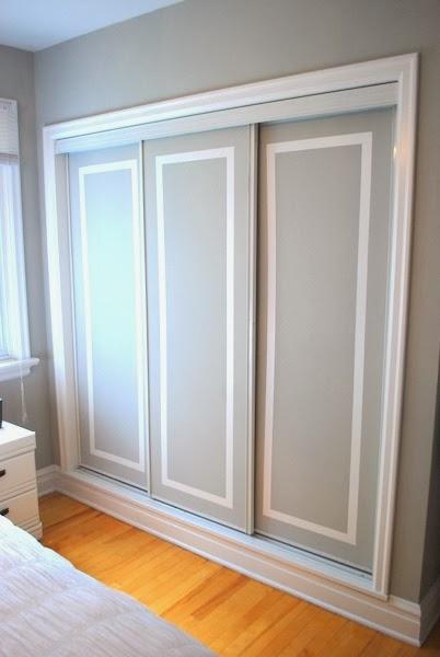 Okissia ideas para transformar un armario empotrado por muy poco - Ideas para armarios empotrados ...