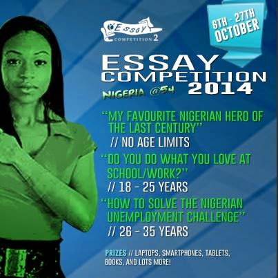 Young Writers Essay Competition 66