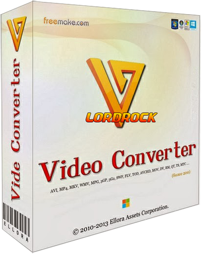Freemake Video Converter Gold & Subtitles Pack