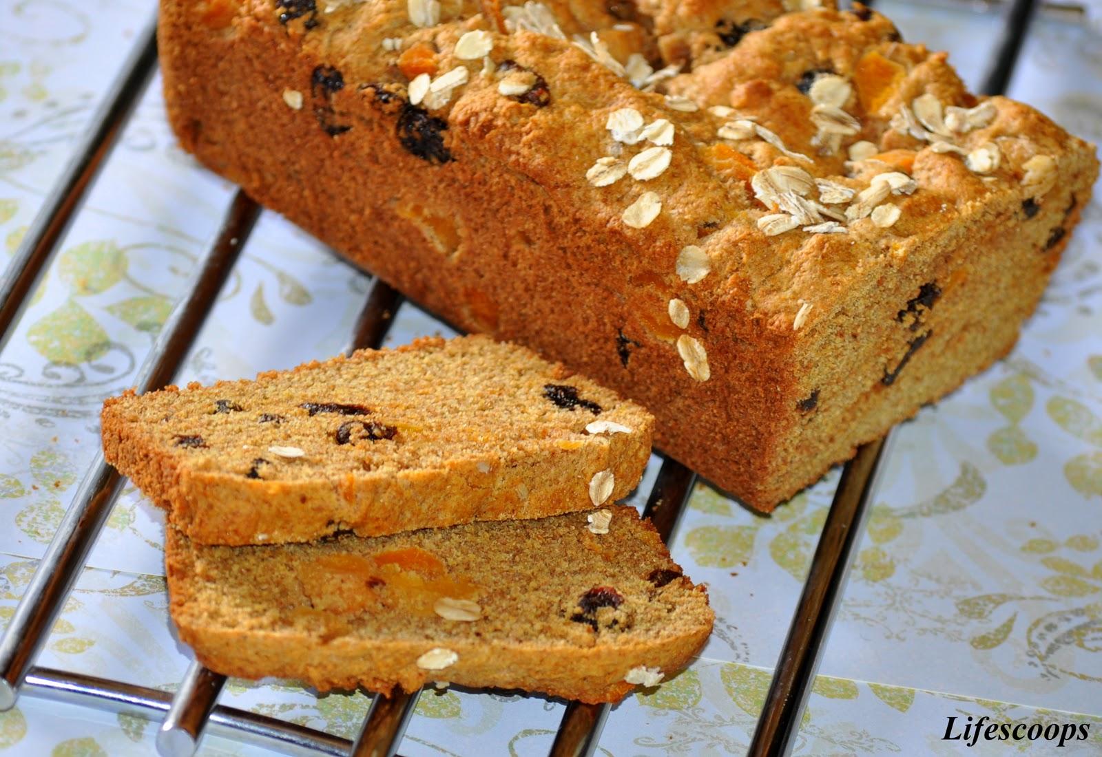 Raisin Loaf Pound Cake