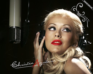New Christina Aguilera Hot model HD photo wallpapers 2012
