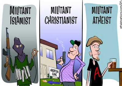 Was the argument of my atheist buddy unconvincing ?