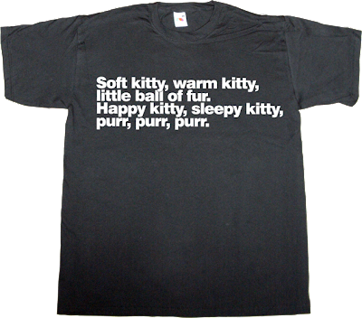 sheldon Cooper The Big Bang Theory tv show t-shirt ephemeral-t-shirts