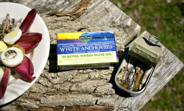 Wild Planet White Anchovies: simplelivingeating.com