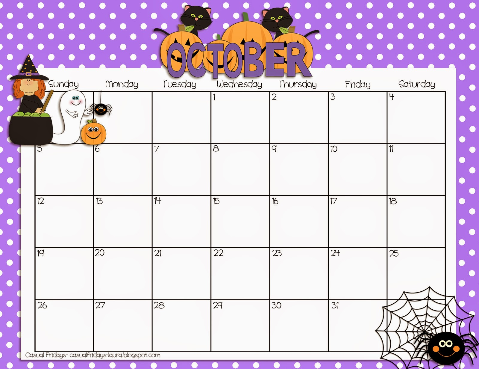 Casual Fridays: Organizing