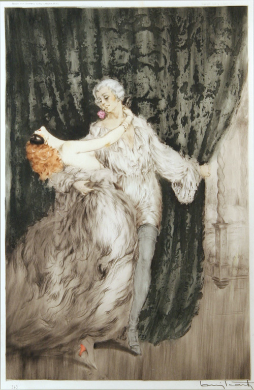 louis icart casanova