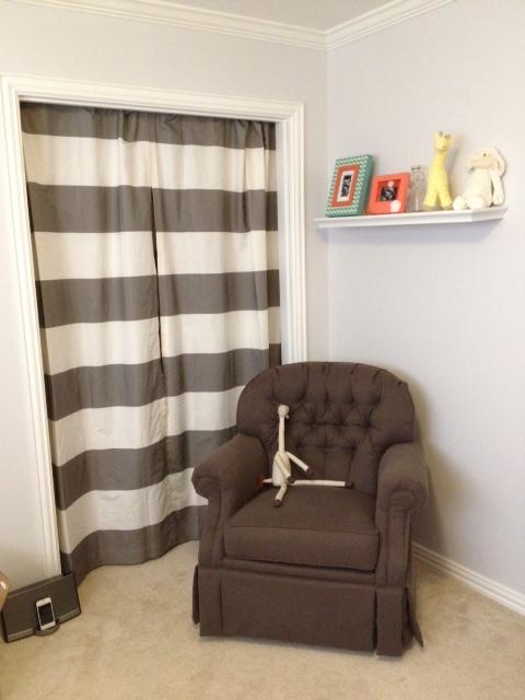 Window Treatments by Melissa Horizontal Stripe Curtains