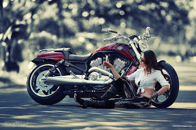 hd-v rod-harley-motorcycle-fondos-imagenes-twitter-mulheres-chava-asiatica-wallpaper