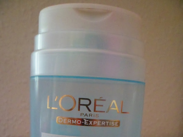 L'Oreal Gentle Eye Makeup Remover Review
