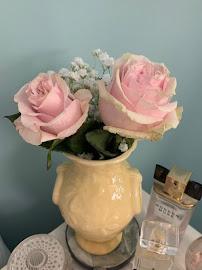 Roses on my Vanity