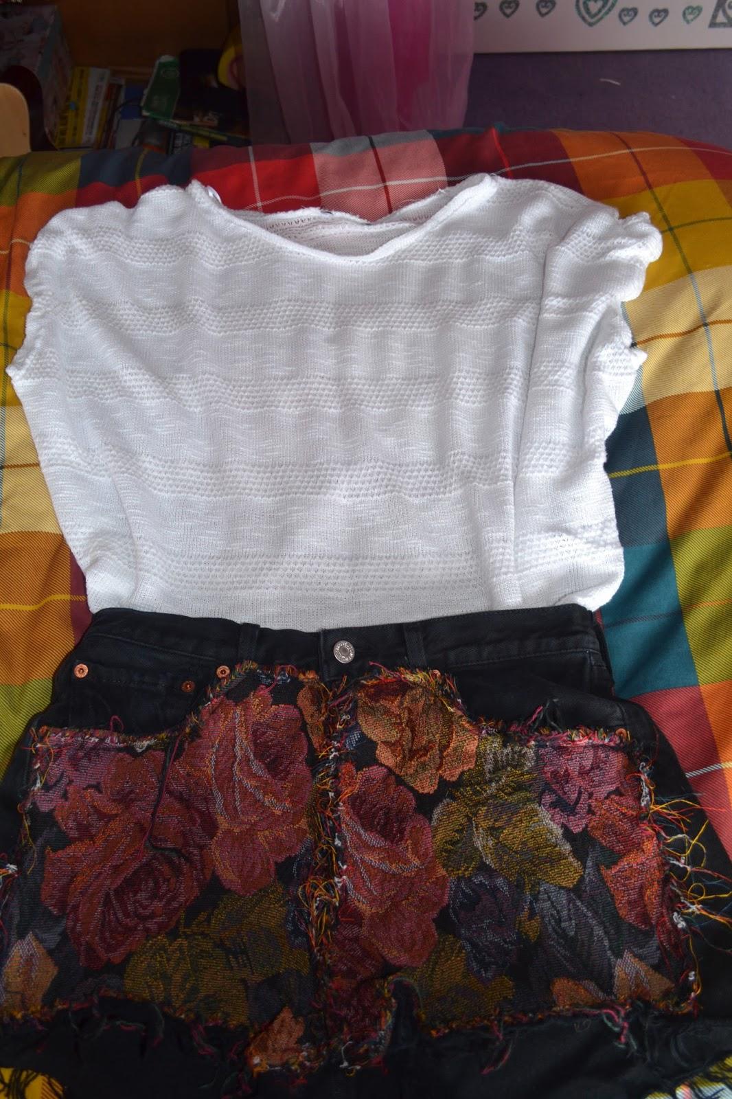 ASOS Tapestry Shorts