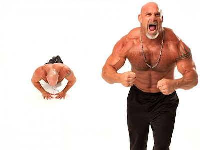 Goldberg roaring