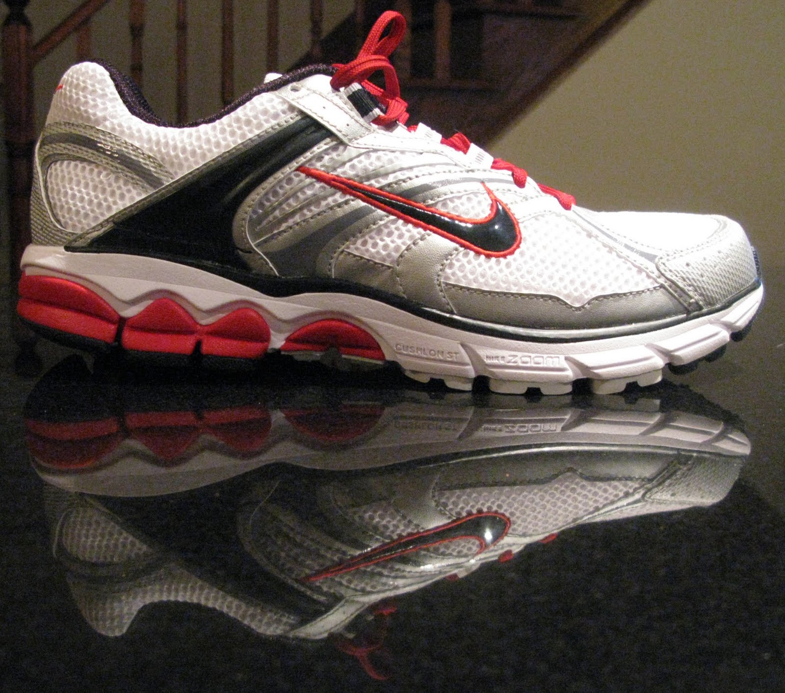 Shoe Review: Nike Zoom Equalon+ 4