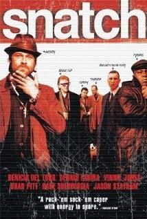 Snatch (2000) ταινιες online seires xrysoi greek subs