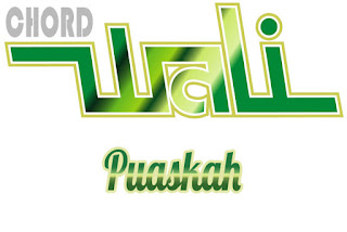 Lirik dan Chord(Kunci Gitar) Wali ~ Puaskah