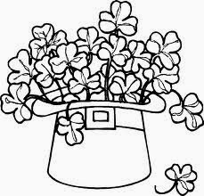 happy st patricks day with many free and printable coloring sheets for your kids on these special days let they learn more about the color