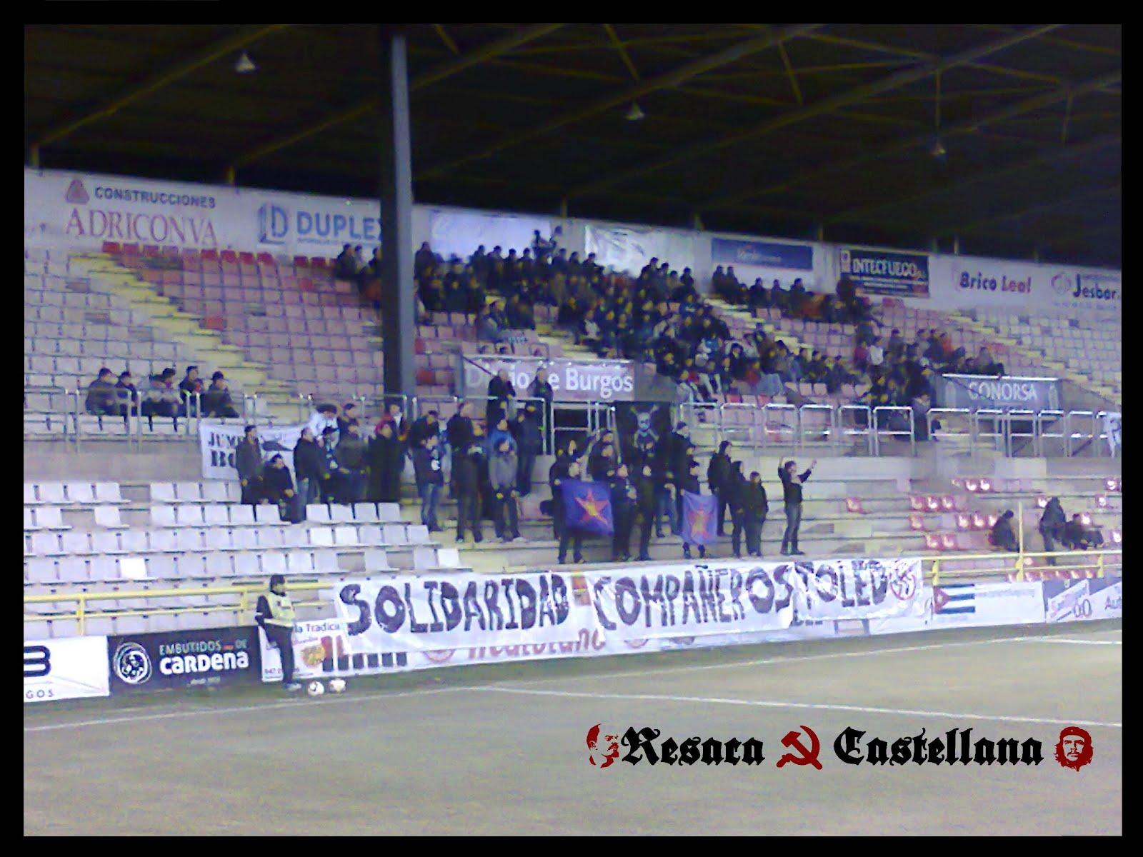 Hinchas Castilla: Resaca Castellana : Solidaridad con los compañeros ...