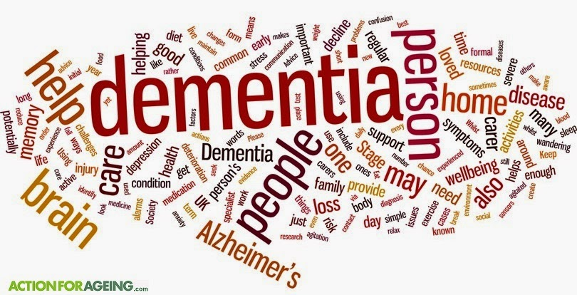 Apa jadi jika orang tua anda menghidapi Dementia