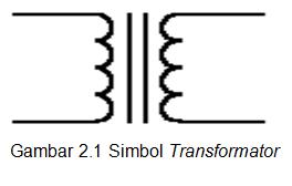Transformator Simbol