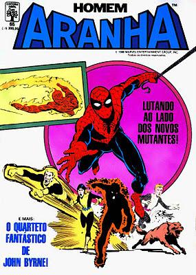 Homem Aranha Quadrinhos Clássicos