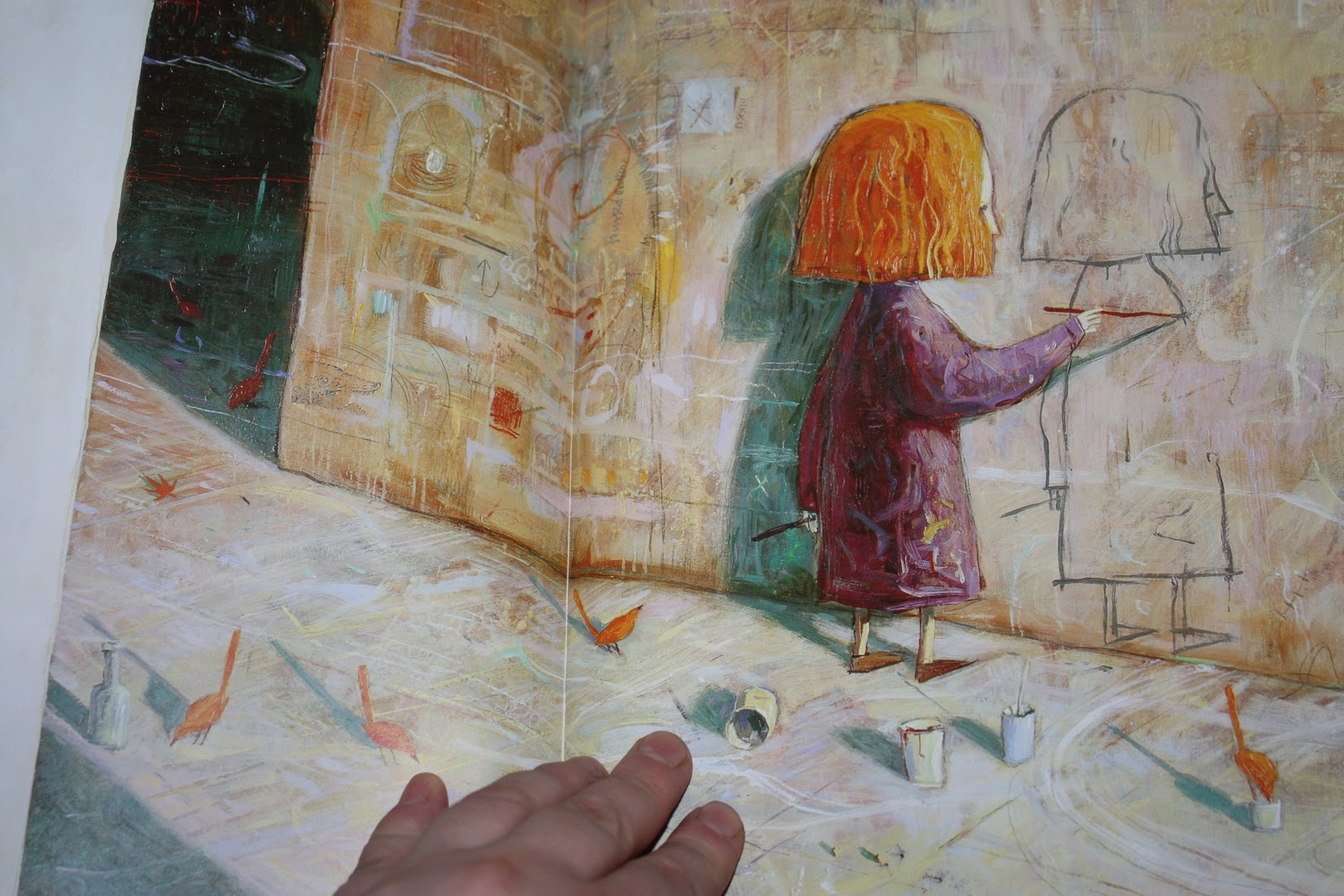 the red tree by shaun tan essay