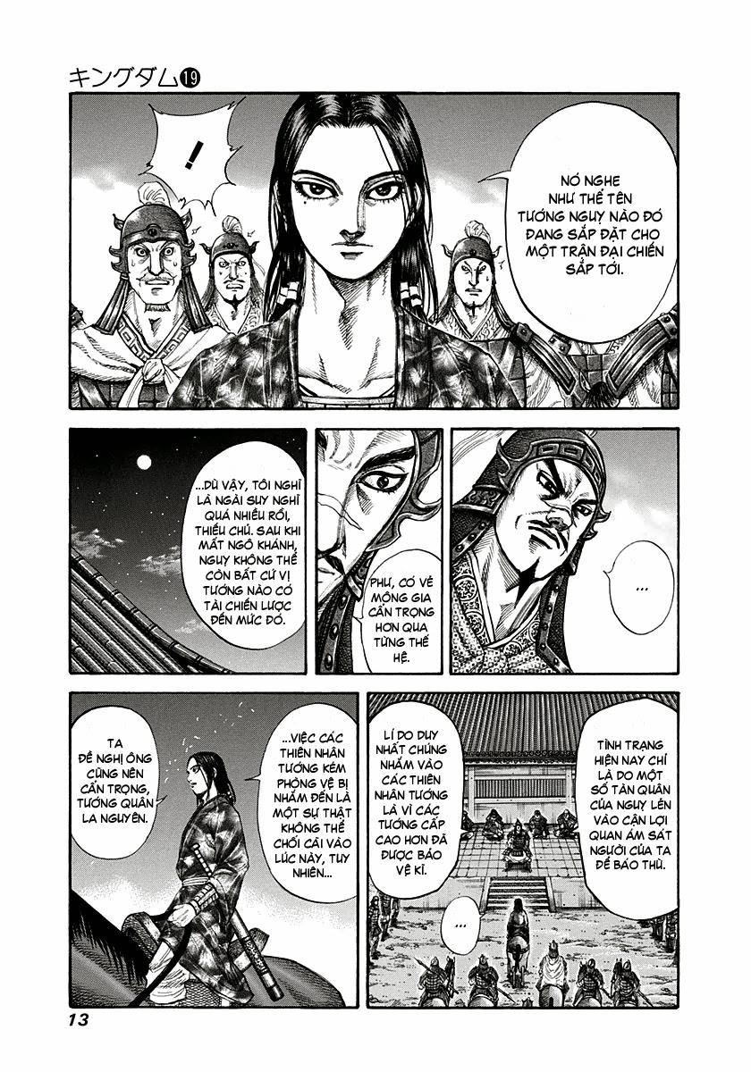 Kingdom – Vương Giả Thiên Hạ (Tổng Hợp) chap 196 page 13 - IZTruyenTranh.com