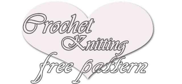 Crochet-Knitting free pattern