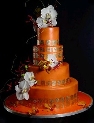 Wedding Cake Chinois