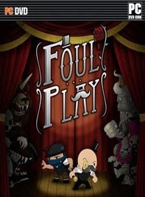 foul play pc cover Foul Play WaLMaRT