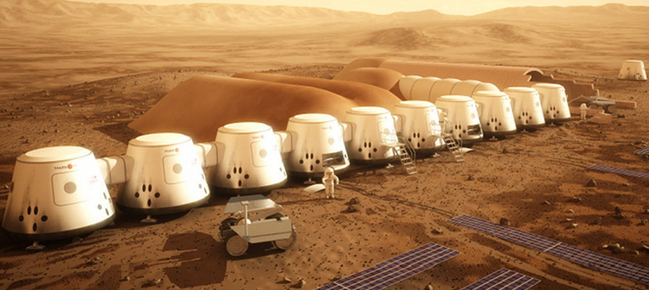 Dutch Group Plans One-Way Mars Colonization Mission | 33rd ...