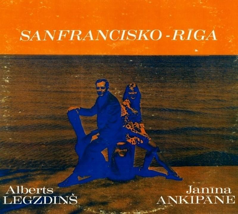 Sanfrancisko-Rīga - front