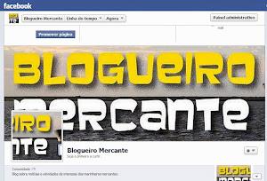 BLOGUEIRO MERCANTE NO FACEBOOK
